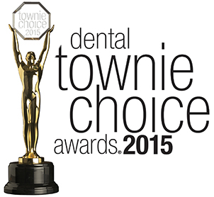 2014 Townie Choice Award