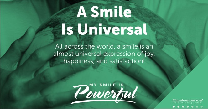 My Smile is Universal Social