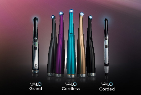 The VALO® Curing light family remains the most innovative, groundbreaking, and uniquely effective curing light on the market.